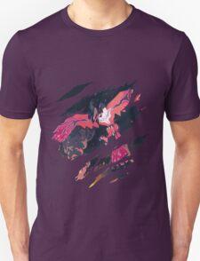 pokemon yveltal anime manga shirt T-Shirt