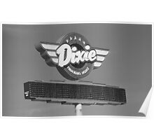 Route 66 - Dixie Truckers Home Poster