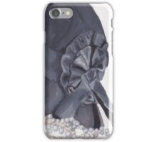 Vintage Hat and Pearls iPhone Case/Skin