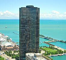 Chicago Lake Front  by zwrr16