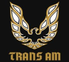 Firebird Pontiac Trans AM  by Gloseloth