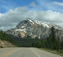 Mountain Highway by Carol Bock