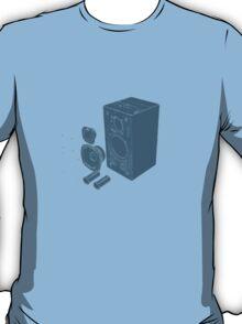 Speaker Explode   T-Shirt