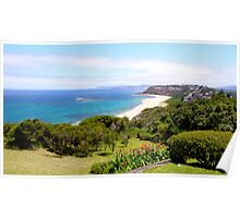 Forresters Beach Poster