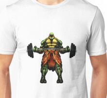 TMNT Deadlift Unisex T-Shirt