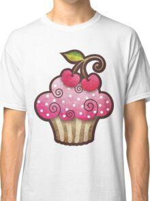 Cherry Berry Cupcake Classic T-Shirt