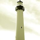 Lighthouse by Sharon Woerner