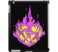 Angry and Vengeful iPad Case/Skin