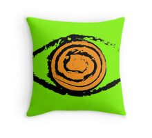 .eye Throw Pillow