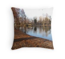 A Peaceful Place to Think Throw Pillow