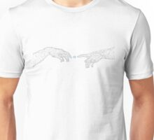 The Creation of Adam Unisex T-Shirt