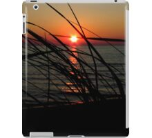 Sunset - Lake Michigan iPad Case/Skin