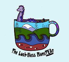 Loch-Ness MonsTEAr by HannahHarmony