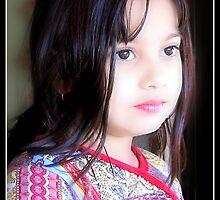portrait by Saif Zahid
