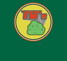 70's Bush! Womens Fitted T-Shirt