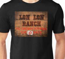 Legend of Zelda - Lon Lon Ranch Sign Unisex T-Shirt