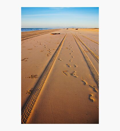 Making Tracks Photographic Print