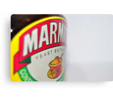 Marmite. Metal Print
