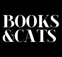 Books & Cats (inverted) by bboutique