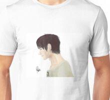 Eren Jeager Digital Painting Unisex T-Shirt
