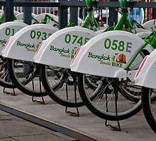 Bangkok Smile Bike by phil decocco