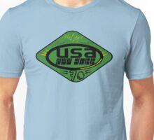 usa new york tshirt green by rogers bros co T-Shirt