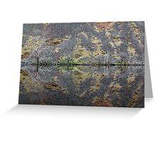 Loch Awe Symmetry Greeting Card