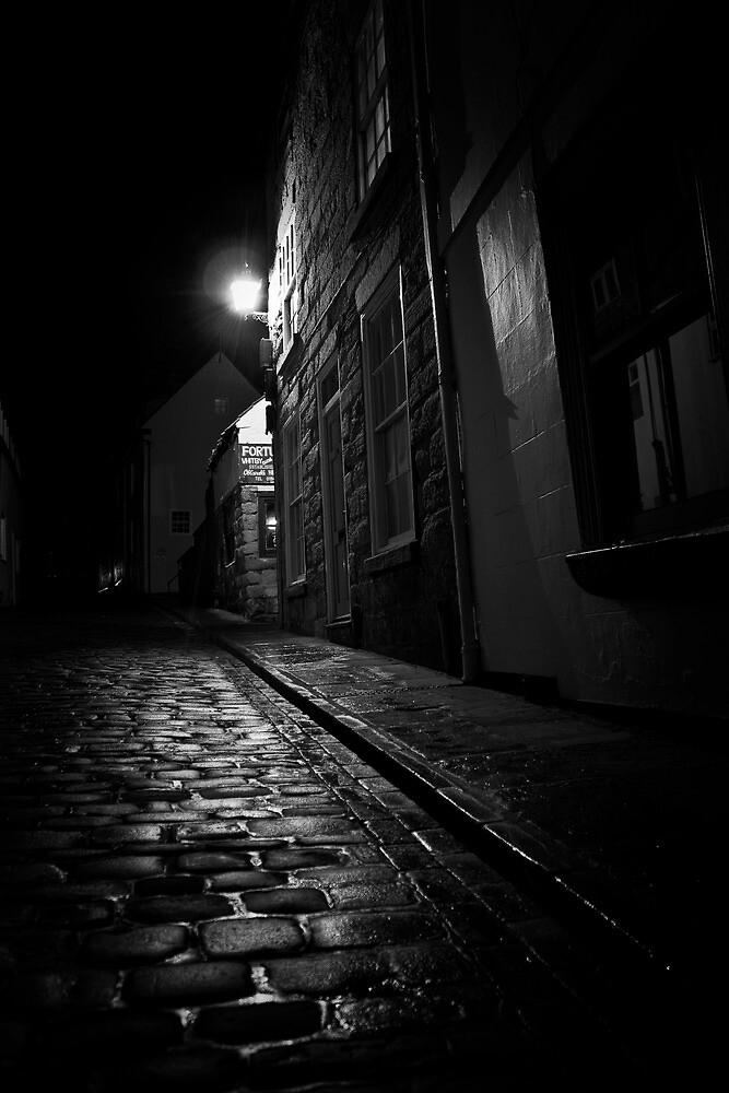 Old Kipper Shop Street by ThePingedHobbit