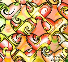 Retro Love by rocamiadesign