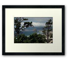 Cannon Beach Framed Print