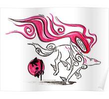 Amaterasu Poster