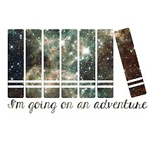 I'm Going On An Adventure - Galaxy II by bboutique
