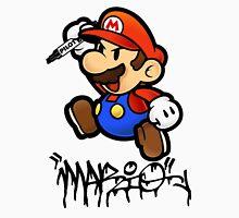 Super Mario does Graffiti Unisex T-Shirt