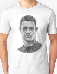 Daniel Carter stippling drawing T-Shirt