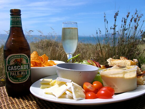 Tapas from Tassie by Ali Brown