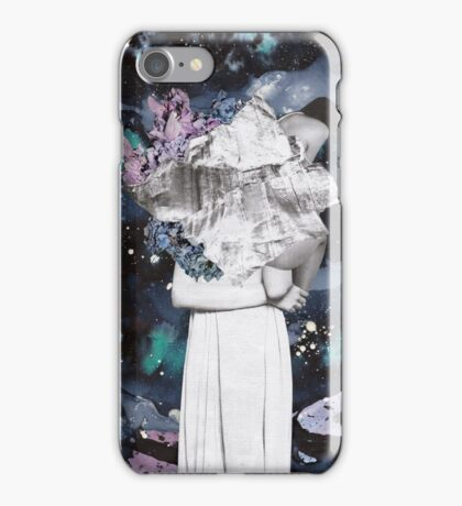 Scraps of Poetry 1 iPhone Case/Skin