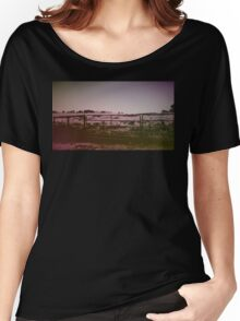 Shiver with want  Women's Relaxed Fit T-Shirt