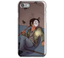 Cry in Silent Hill iPhone Case/Skin