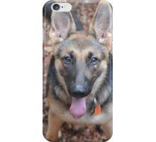 Cute German Shepard iPhone Case/Skin