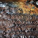 Metal Waves by James  Birkbeck Abstracts