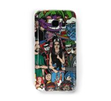 Iconic cartoons and music Samsung Galaxy Case/Skin