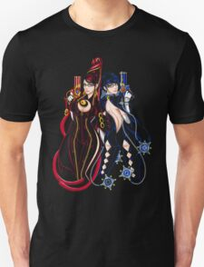 Bayonetta - Umbra Witch - B Unisex T-Shirt