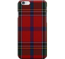 00409 Brown of Castledean Tartan  iPhone Case/Skin