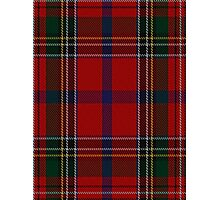 00409 Brown of Castledean Tartan  Photographic Print