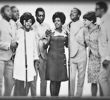 Motown Harmony by Kellice Swaggerty