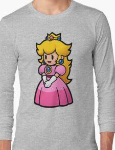 Princess Peach Long Sleeve T-Shirt