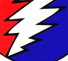 Grateful Dead Logo Sticker
