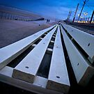 Into The Blue / The Infinity Bench by dansLesprit