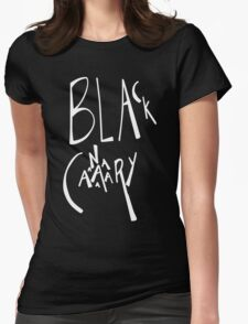 Canary Womens Fitted T-Shirt