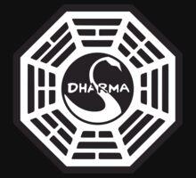 Keep Calm and Dharma Swan  by Hiselosting93